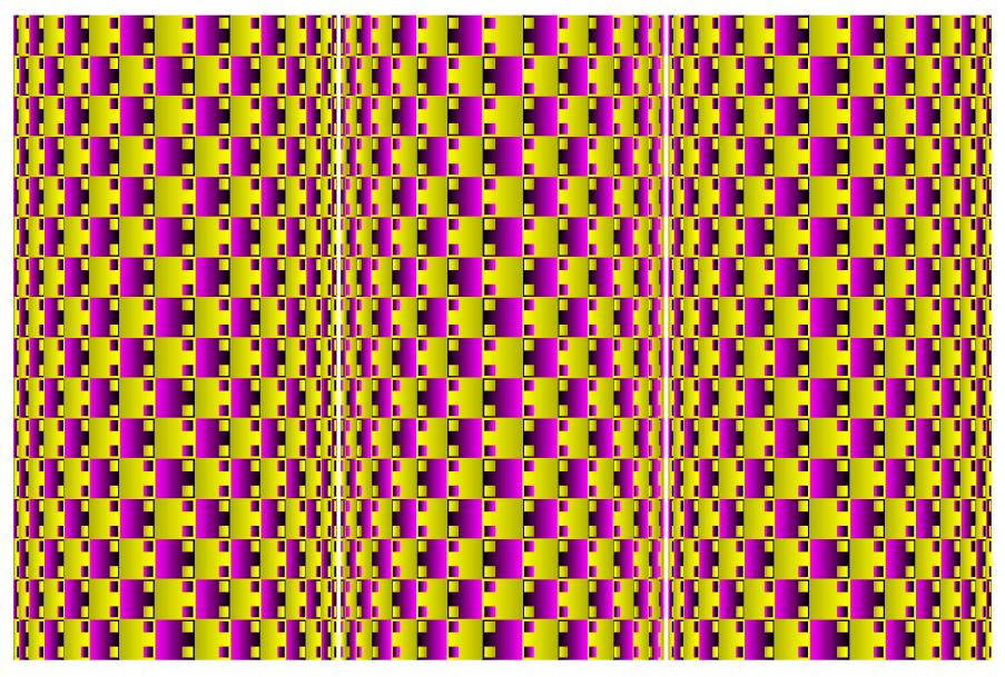 оптическая иллюзия движения