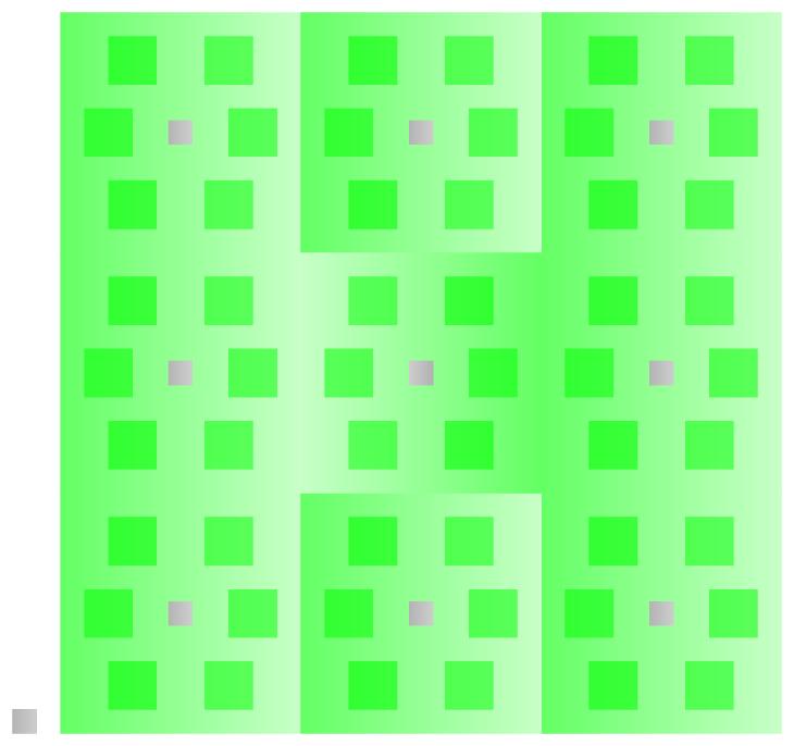 оптическая иллюзия цвета